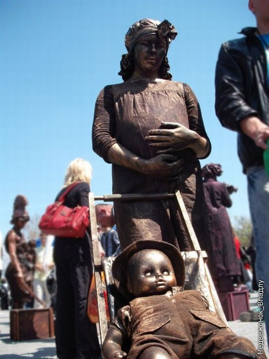 Statues vivantes Living_statues_contest_20
