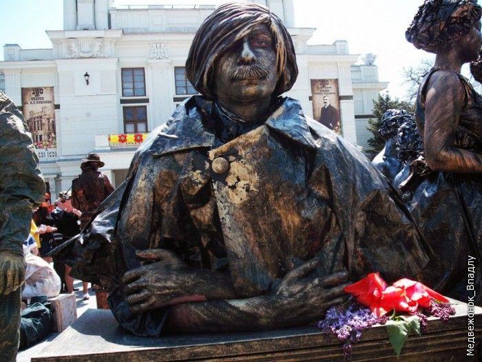 Statues vivantes Living_statues_contest_21
