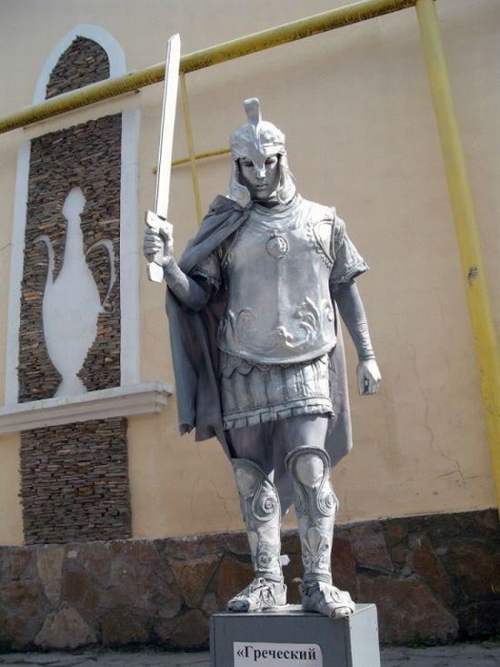 Statues vivantes Living_statues_contest_24