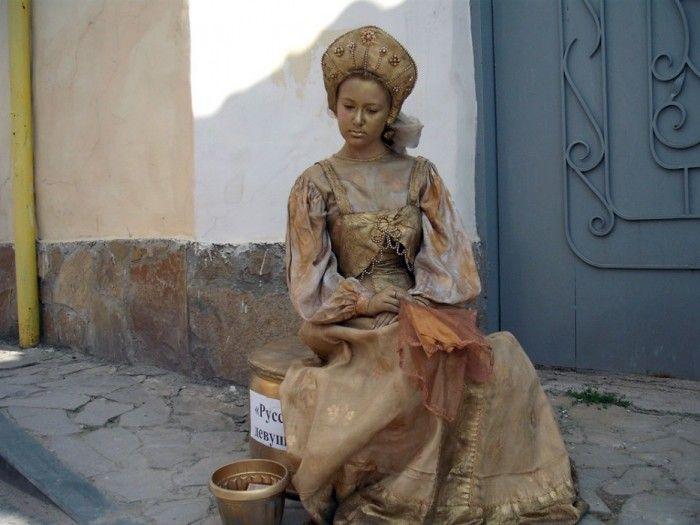 Statues vivantes Living_statues_contest_25