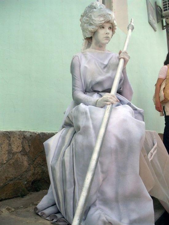 Statues vivantes Living_statues_contest_26