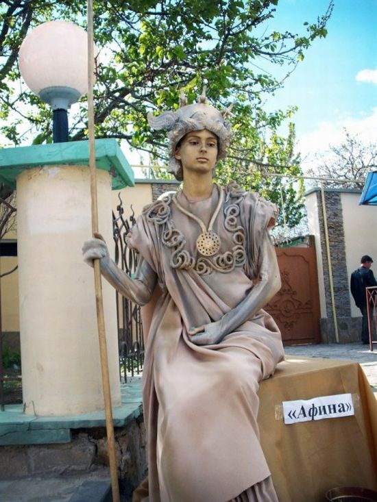 Statues vivantes Living_statues_contest_31