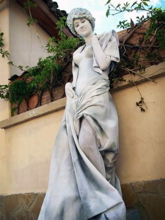 Statues vivantes Living_statues_contest_33