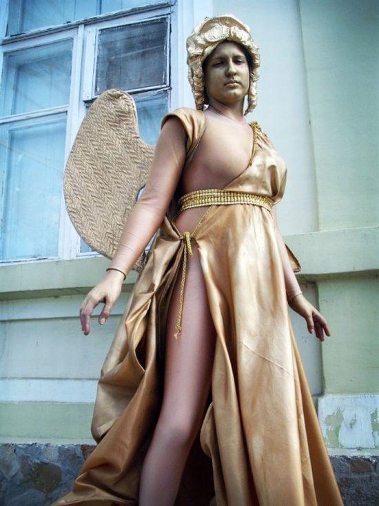 Statues vivantes Living_statues_contest_34