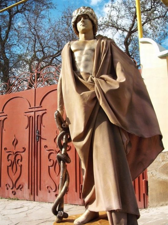 Statues vivantes Living_statues_contest_37