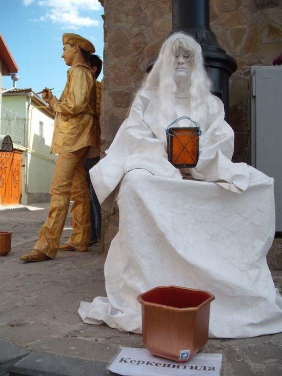 Statues vivantes Living_statues_contest_38