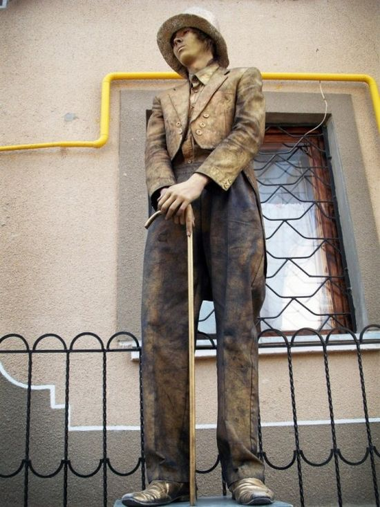 Statues vivantes Living_statues_contest_41
