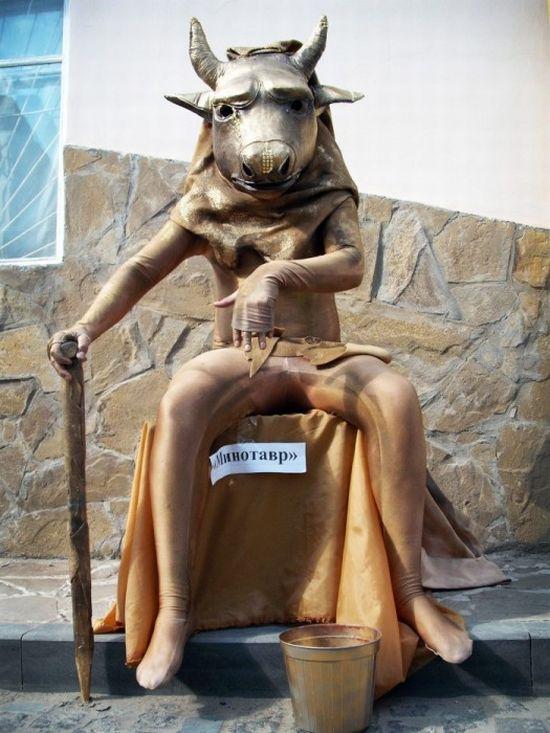 Statues vivantes Living_statues_contest_42