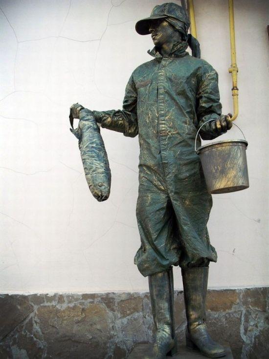 Statues vivantes Living_statues_contest_43