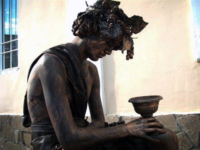 Statues vivantes Living_statues_contest_47