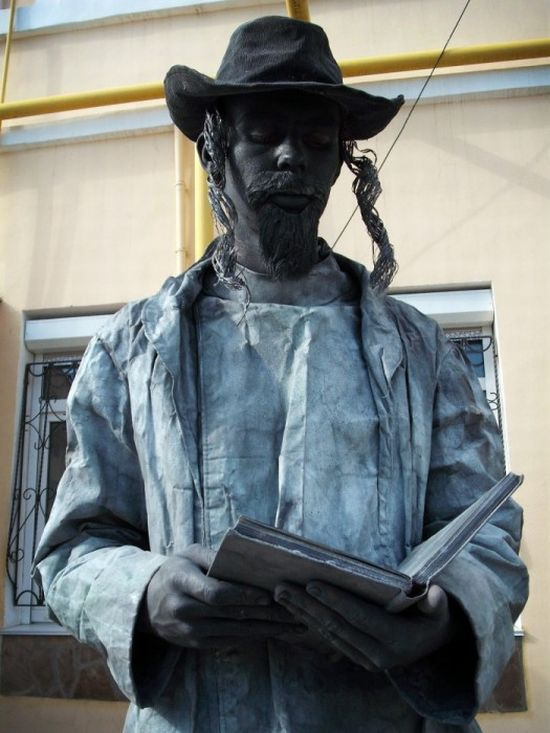 Statues vivantes Living_statues_contest_48