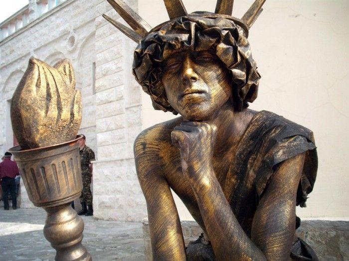 Statues vivantes Living_statues_contest_50