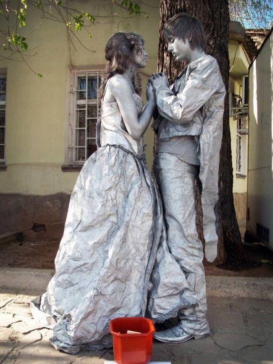 Statues vivantes Living_statues_contest_53