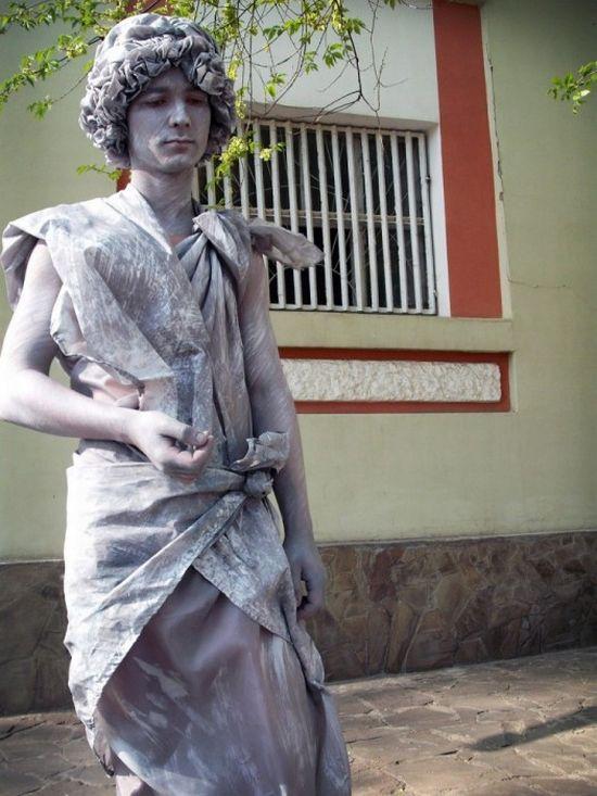 Statues vivantes Living_statues_contest_54