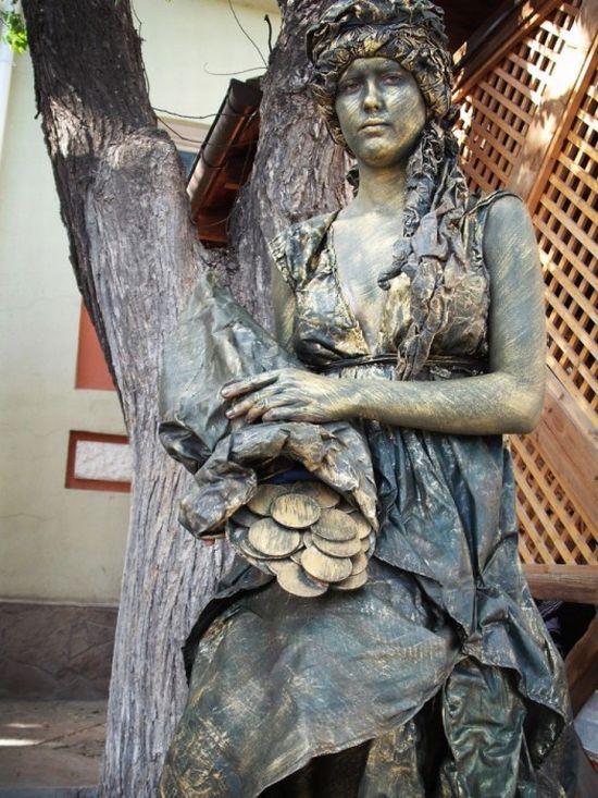 Statues vivantes Living_statues_contest_57