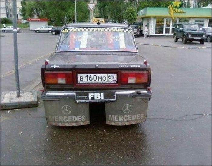 Funny Vehicles (50 pics)