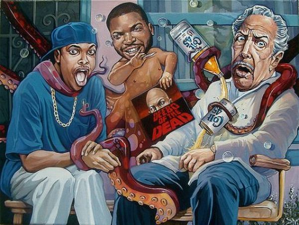 Works of Dave MacDowell (15 pics)