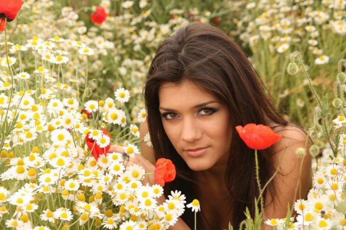 Beautiful European Girls (95 pics)