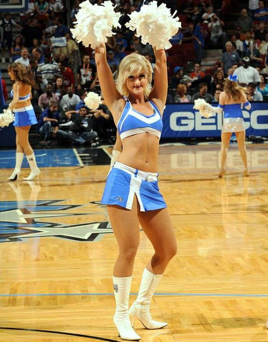 NBA Playoff Dancers (32 pics)