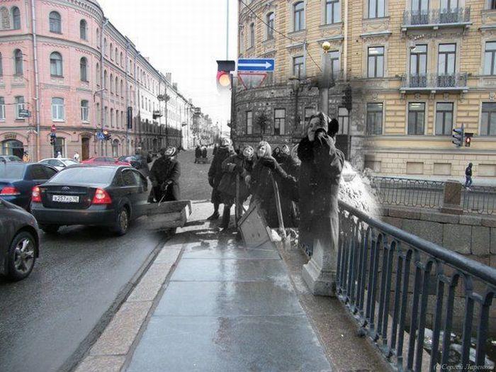 Past Meets Present (114 pics)