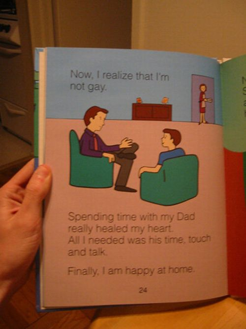 A Very Disturbing Children Book (9 pics)