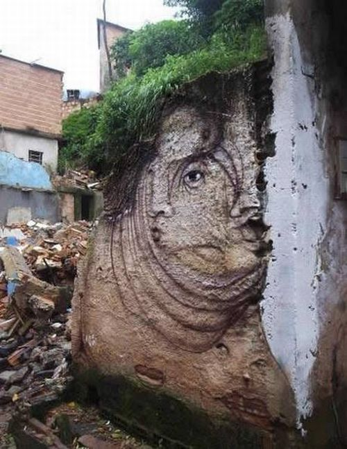 Amazing Graffiti in Brazil (13 pics)