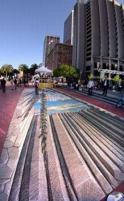 Amazing Street Art (11 pics)
