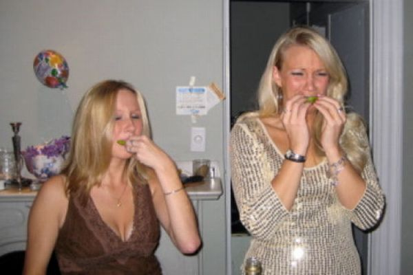 People Drinking Tequila (49 pics)