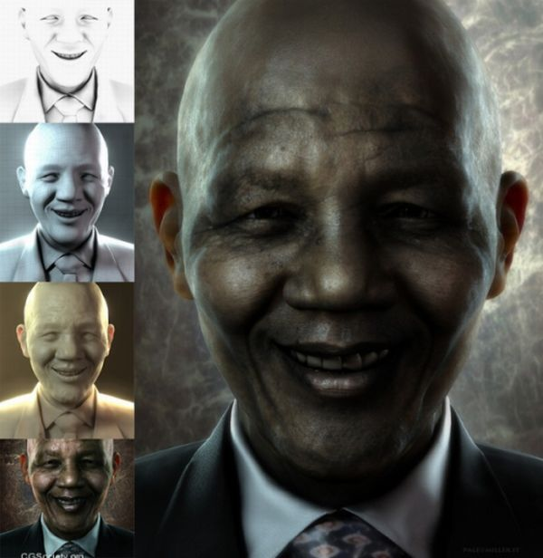 Amazing Celebrity CG Characters (22 pics)