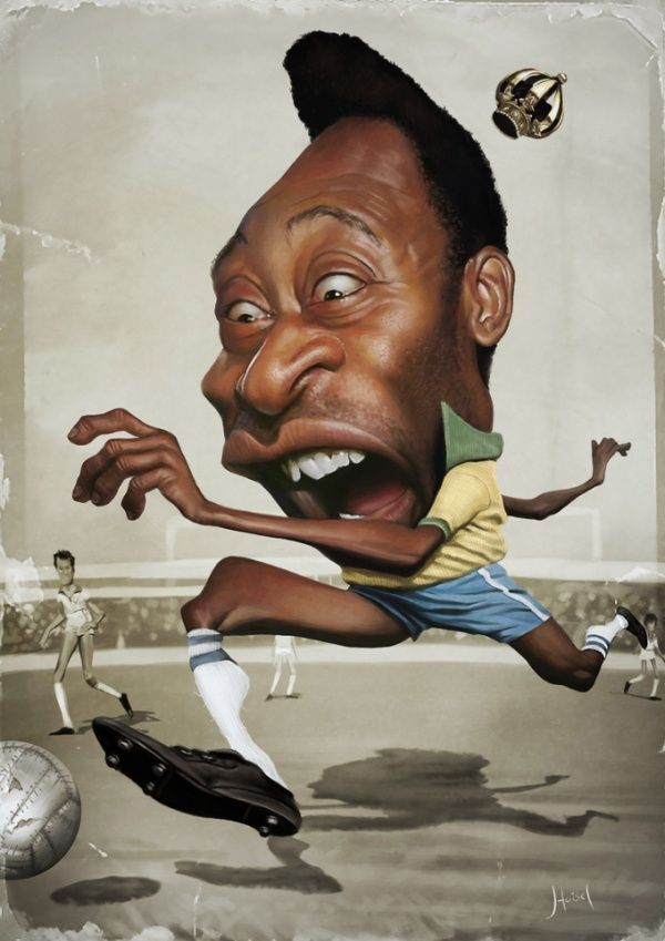 Awesome Caricatures (58 pics)