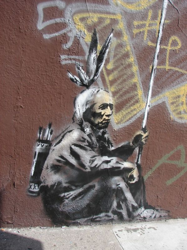Banksy in San Francisco (18 pics)