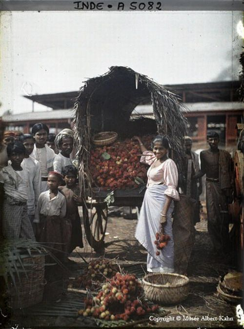 Early 1900s in Color (66 pics)