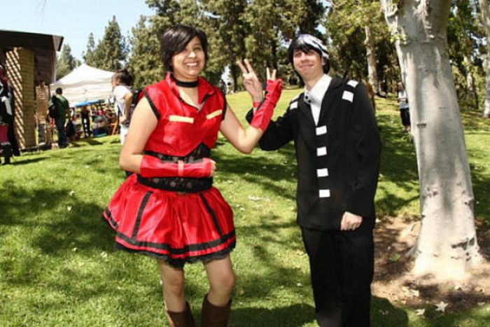 Cosplay Gathering in California (71 pics)