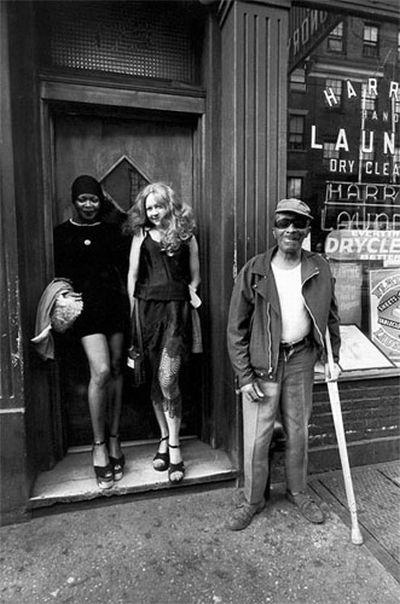 Photographs of Jill Freedman (150 pics)