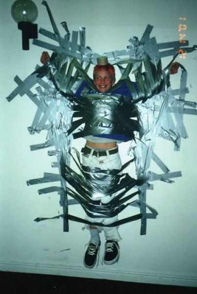 Fun with Duct Tape (45 pics)