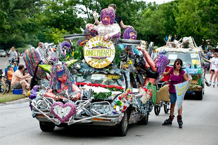 Houston Art Car Parade 2010 (15 pics)