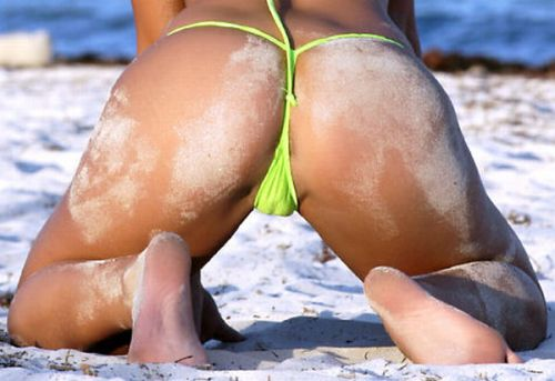 Sexy Sand Butts (30 pics)