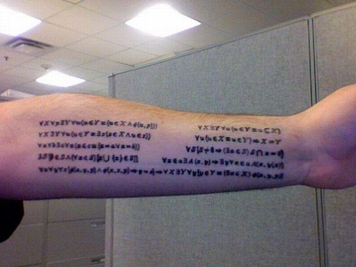 Scientific Tattoos (113 pics)