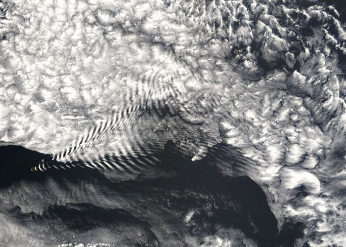 That's how Clouds Look from Above (25 pics)