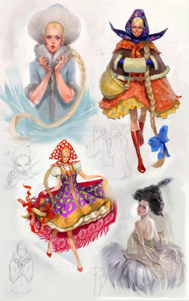 Cool Illustrations (46 pics)
