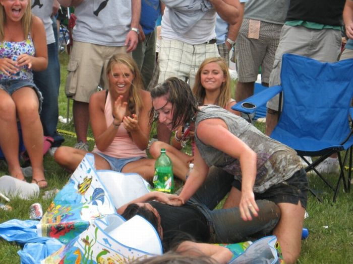 Busty dirty white girls