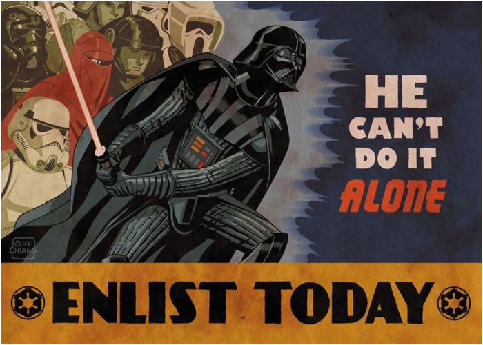 Incredible Star Wars Propaganda Posters (10 pics)