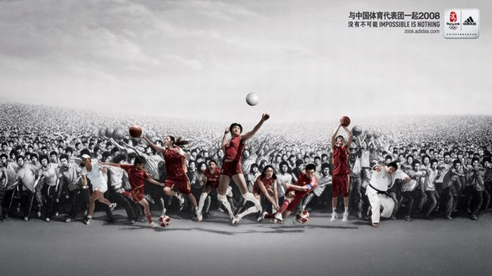 Incredible Examples of Sport Advertising (60 pics)