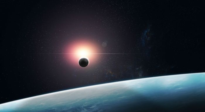 Awesome Space Illustrations (40 pics)