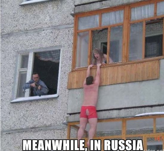 Meanwhile In... (20 pics)
