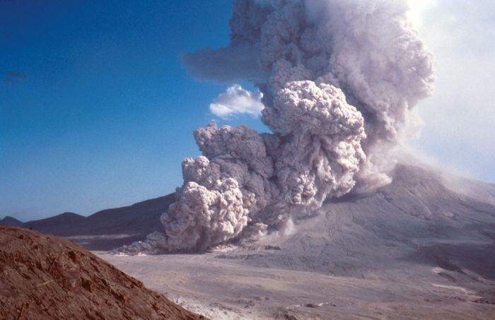 Mount St. Helens, 1980 (35 pics)
