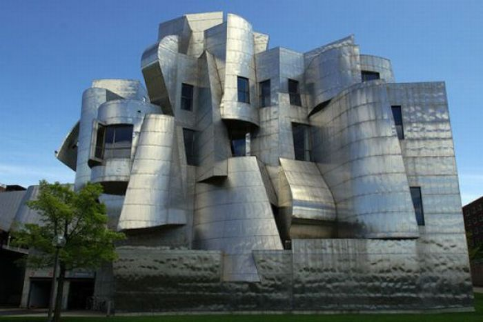Strange buildings around the world 32 pics for Amazing architecture