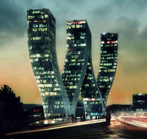 Strange buildings around the world 32 pics for Quirky hotels in prague
