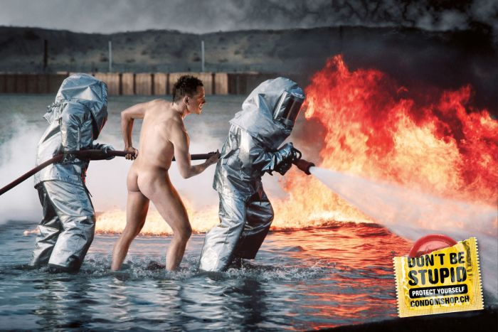 The Best Condom Ads (87 pics)