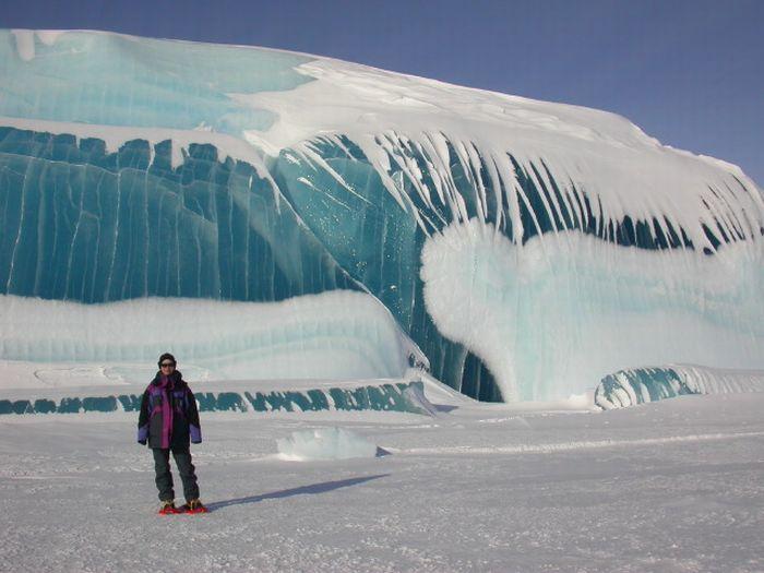 Frozen Waves (15 pics)